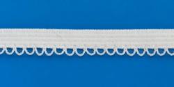 Тесьма-резинка: Белая; Артикул: 2163; Цена: 3руб.80коп.; Наличие:  НЕТ;