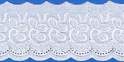Кружево (шитьё): Белое; Артикул: 165; Цена: 20руб.00коп.; Наличие:  ЕСТЬ;
